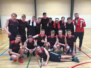 Drenge guld basket 2015