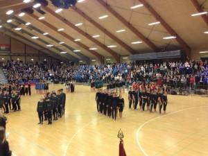 Efterskolerne på Sjællands gymnastikdag