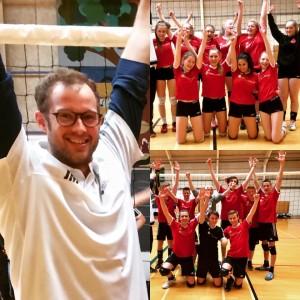 Volley guld SM