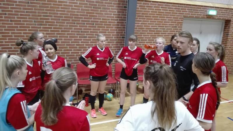piger håndbold FM