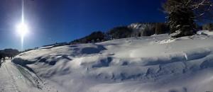 sidste dag i østrig dejligt vejr